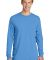 Port & Company PC099LS Pigment-Dyed Long Sleeve Te Blue Moon