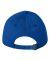 9610 Sportsman  - Heavy Brushed Twill Cap -  Royal Blue