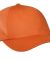 PWU  Port Authority Garment Washed Cap Cooked Carrot