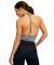 US Blanks US223 Women's Halter Bodysuit Tri-grey