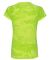 CW23 Champion Ladies' 4 oz. Wicking T-Shirt Safety Green Camo