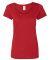 Gildan 46000L Performance® Core Women's Short Sle SPRT SCARLET RED