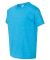 Gildan 64500B SoftStyle Youth Short Sleeve T-Shirt HEATHER SAPPHIRE