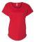Next Level 1560 Women's Ideal Dolman RED