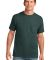 Port & Co PC54P mpany   Core Cotton Pocket Tee Dark Green