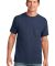 Port & Co PC54P mpany   Core Cotton Pocket Tee Navy