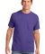 Port & Co PC54P mpany   Core Cotton Pocket Tee Purple