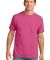 Port & Co PC54P mpany   Core Cotton Pocket Tee Sangria
