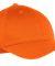 Port & Co YCP80 mpany   - Youth Six-Panel Twill Ca Orange