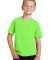 Port & Co PC450Y mpany   Youth Fan Favorite Tee Flash Green