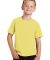 Port & Co PC450Y mpany   Youth Fan Favorite Tee Yellow