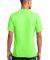 Port & Co PC54V mpany   Core Cotton V-Neck Tee Neon Green