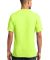 Port & Co PC54V mpany   Core Cotton V-Neck Tee Neon Yellow