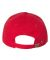 Comfort Colors 103 Direct Dyed Canvas Baseball Hat RED