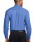 Port Authority TLS608    Tall Long Sleeve Easy Car Ultramrn Blue