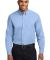 Port Authority S608ES    Extended Size Long Sleeve Lt Blue/Lt Stn