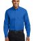 Port Authority S608ES    Extended Size Long Sleeve Strong Blue