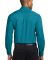 Port Authority S608ES    Extended Size Long Sleeve Teal Green
