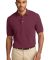 Port Authority TLK420    Tall Heavyweight Cotton P Burgundy
