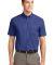 Port Authority TLS508    Tall Short Sleeve Easy Ca Medit Blue
