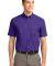 Port Authority TLS508    Tall Short Sleeve Easy Ca Purple