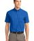 Port Authority TLS508    Tall Short Sleeve Easy Ca Strong Blue