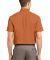Port Authority TLS508    Tall Short Sleeve Easy Ca Tx Orng/Lt Stn