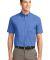 Port Authority TLS508    Tall Short Sleeve Easy Ca Ultramrn Blue