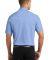 Port Authority K571    Dimension Polo Dress Shr Blue