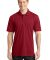 Port Authority K555    Stretch Pique Polo Chili Red