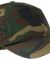 Port Authority C851    Camouflage Cap Military Camo