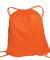 Port Authority BG85    - Cinch Pack Bright Orange