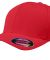 Port Authority C865    Flexfit   Cap Red