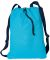 Port Authority B119    Canvas Cinch Pack Turquoise