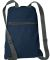 Port Authority B119    Canvas Cinch Pack Navy