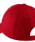 Port Authority C857    Racing Cap with Flames Red/Black