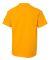 Champion T435 Youth Short Sleeve Tagless T-Shirt Gold