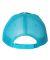 Valucap S102 Sandwich Trucker Cap Charcoal/ Neon Blue