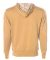 Independent Trading Co. PRM90HT Unisex Midweight F Golden Wheat Heather