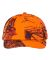 Kati SN200 Structured Camo Cap Mossy Oak Break-Up Blaze Orange