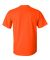 Gildan 2000 Ultra Cotton T-Shirt G200 ORANGE