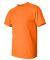 Gildan 2000 Ultra Cotton T-Shirt G200 S ORANGE