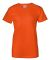 2000L Gildan Ladies' 6.1 oz. Ultra Cotton® T-Shir ORANGE