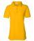FeatherLite 5500 Women's Pique Sport Shirt Gold