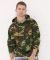3969 Code V Camouflage Pullover Hooded Sweatshirt  Catalog