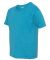3931B Fruit of the Loom Youth 5.6 oz. Heavy Cotton Turquoise Heather