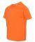 3931B Fruit of the Loom Youth 5.6 oz. Heavy Cotton Safety Orange