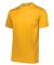 790 Augusta Mens Wicking Tee  Gold
