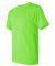 790 Augusta Mens Wicking Tee  LIME