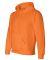 12500 Gildan 9.3 oz. Ultra Blend® 50/50 Hood S ORANGE